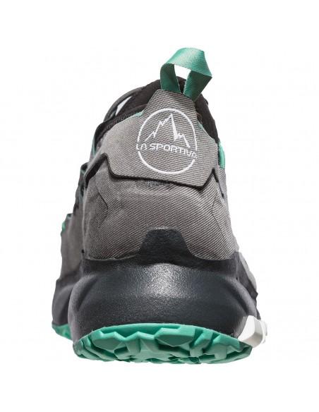 La Sportiva Mountain Running Schuh Unika Woman Carbon/Jade Green von La Sportiva