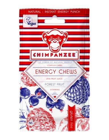 Chimpanzee Energy Chews Forest Fruit 30g von Chimpanzee