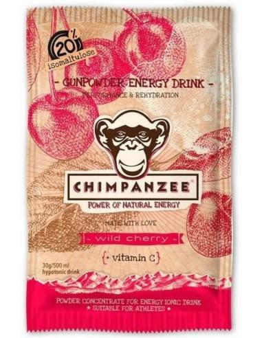 Chimpanzee Gunpowder Energy Drink Wild Cherry 30g von Chimpanzee