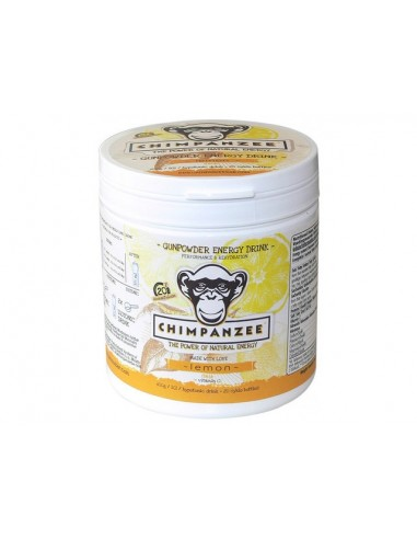 Chimpanzee Gunpowder Energy Drink Lemon 600g von Chimpanzee