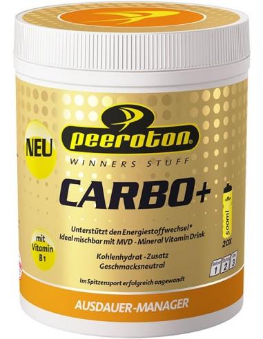 PEEROTON Carbo + Kohlenhydrat-Zusatz 600g von Peeroton