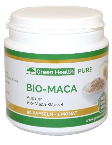 Green Health PURE Bio-Maca 90 Kapseln von Green Health