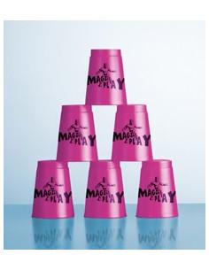 Magic Play Sport-Stacking - Pink von Magic Play