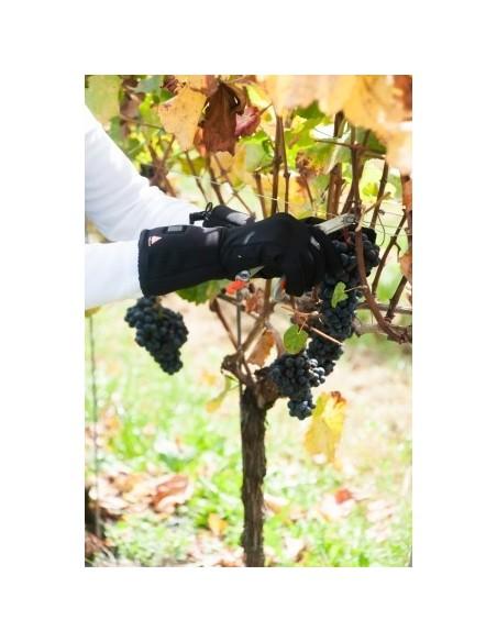 ALPENHEAT beheizte Handschuhe FIRE-GLOVELINER, Unterzieh-Handschuhe, AG1 von Alpenheat