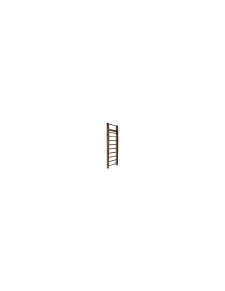NOHrD ausklappbare Sprossenwand Nussbaum - 10 Sprossen von Nohrd