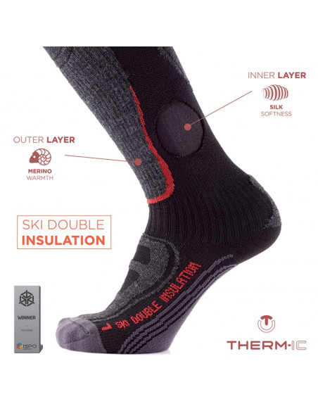 Therm-IC Ski Double Insulation von Therm-Ic