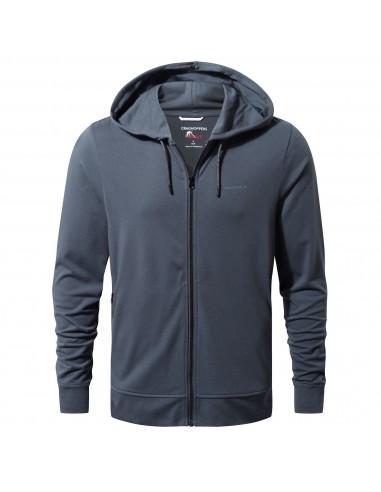 Craghoppers Nosilife Tilpa Hooded Jacket, ombre blue von Craghoppers