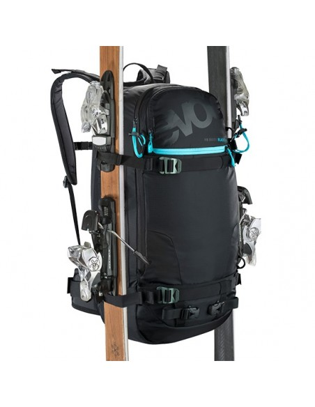 Evoc Protektor Rucksack FR Guide Blackline 30L, S von Evoc