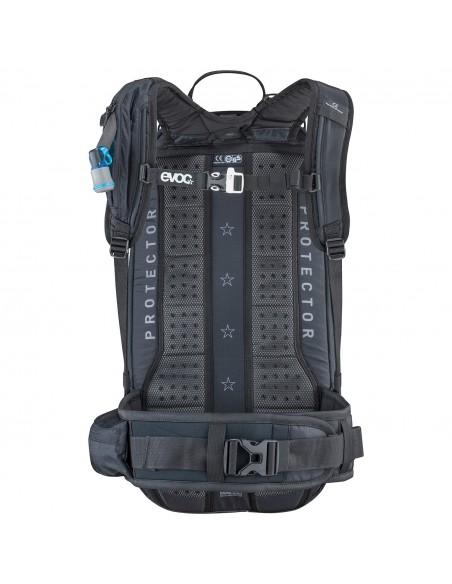 Evoc Protektor Rucksack FR Pro 20L, petrol-loam, M/L von Evoc