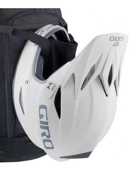 Evoc FR Trail Unlimited 20L black/white M/L von Evoc