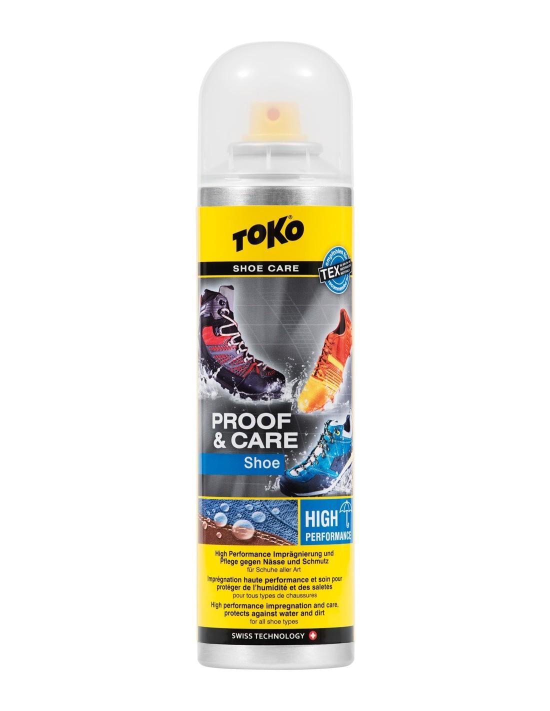 Toko Shoe Proof & Care Pflegeart - Imprägnierung,