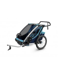 Thule Chariot Cross 2 Blue - Modell 2019