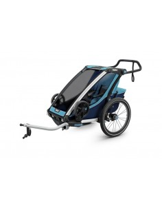 Thule Chariot Cross 1 Blue - Modell 2019