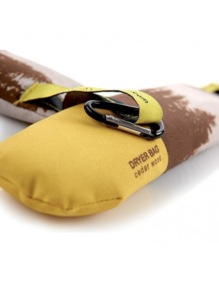Sidas Schuhtrockner Zedernholz, Dryer Bag Cedar Wood von Sidas