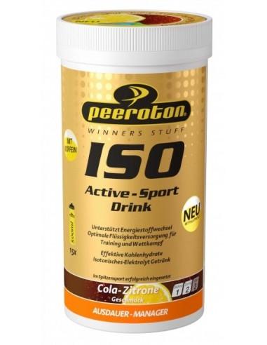Peeroton ISO Active - Sport Drink, Cola-Zitrone, 300g von Peeroton