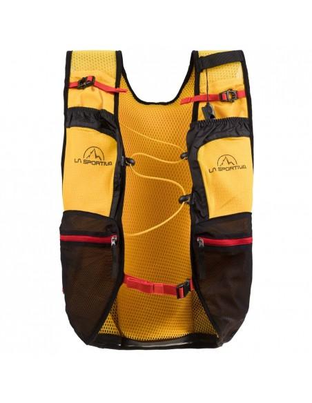 La Sportiva Sky Vest Black/Yellow von La Sportiva