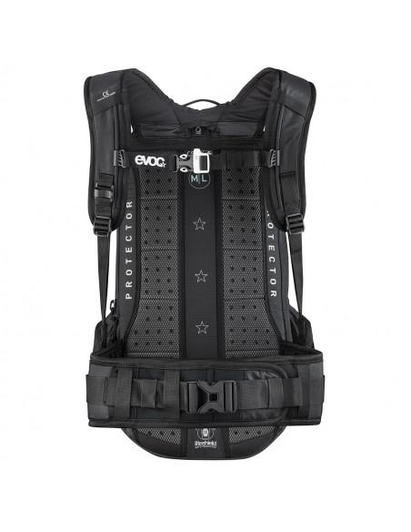 Evoc Protektor Rucksack FR Tour, 30L, black, M/L von Evoc