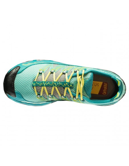 La Sportiva Mountain Running Schuh Ultra Raptor GTX Woman Emerald/Mint von La Sportiva