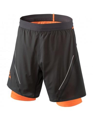 Dynafit Alpine Pro 2in1 Shorts 2.0 Herren, grey-asphalt von Dynafit