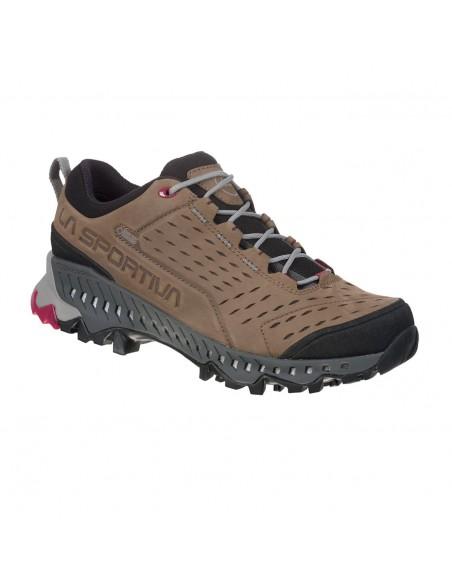 La Sportiva Hyrax Woman GTX Footwear Hiking Woman, Taupe/Beet von La Sportiva
