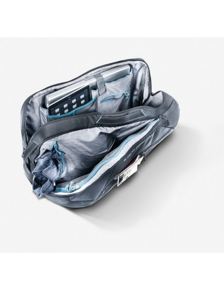 Deuter Reiserucksack Aviant Carry On Pro 36 SL, maron-aubergine von Deuter