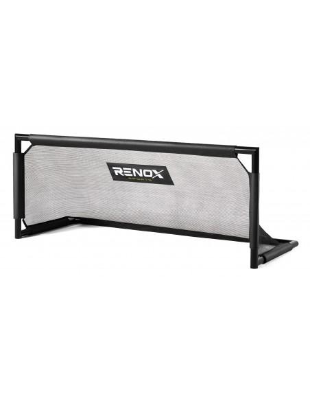 Renox Techniq, Fußballtor, 150x60x60, schwarz von Renox Sports