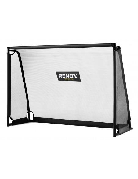 Renox Legend, Fußballtor, 180x120x60, schwarz von Renox Sports