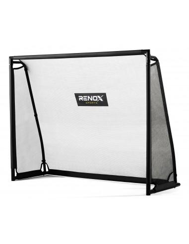 Renox Legend, Fußballtor, 220x170x80, schwarz von Renox Sports