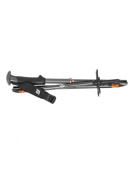 Black Diamond Carbon Compactor Ski Poles, 130 cm von Black Diamond