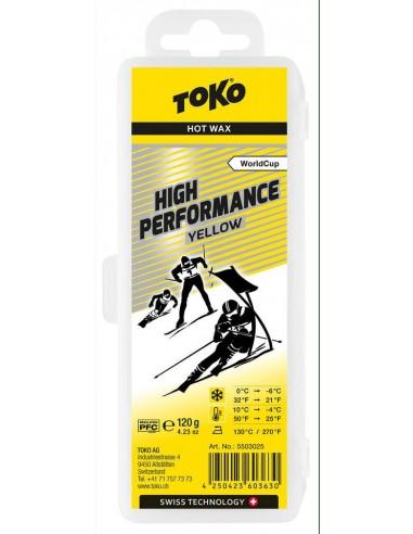 Toko High Performance Yellow 120g von Toko