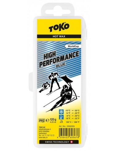 Toko High Performance Blue 120g von Toko