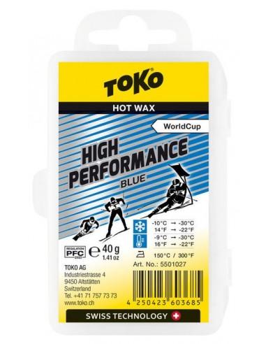 Toko High Performance Blue 40g von Toko