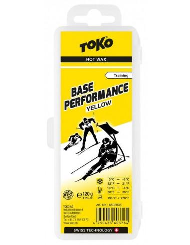 Toko Base Performance yellow 120g von Toko