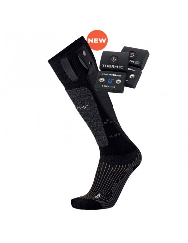 Therm-Ic Heizsocken PowerSocks Heat Uni + S-Pack 1400 Bluetooth Set von Therm-Ic