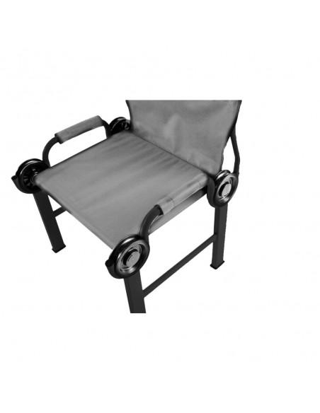 Disc O Bed Disc-Chair, grau von Disco Bed