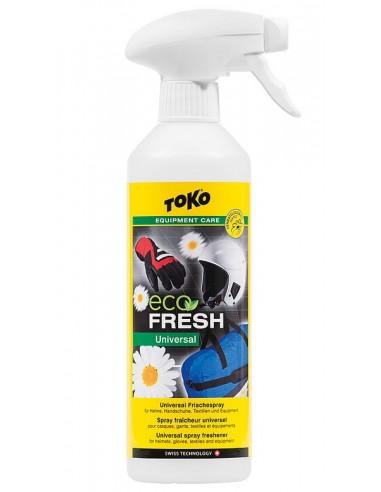 Toko Eco Universal Fresh für Helme, Schuhe, Textilien und Equipment 500ml von Toko