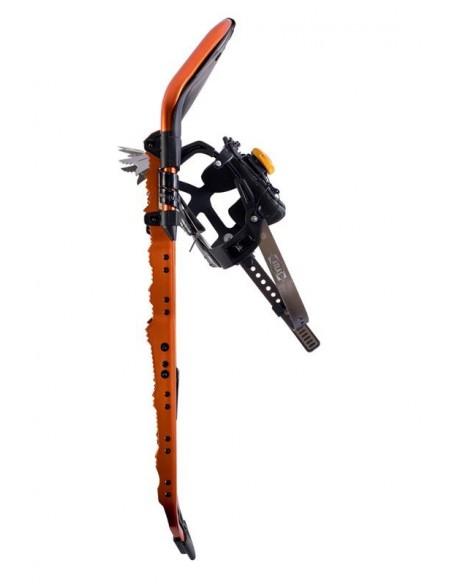 Atlas Schneeschuhe Apex MTN 30, orange/black