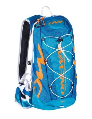 ONEWAY XC Hydro Backpack, blue/orange