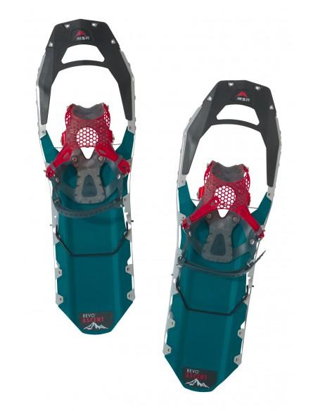 MSR Women's Revo™ Ascent W22 Schneeschuhe, 56cm von MSR