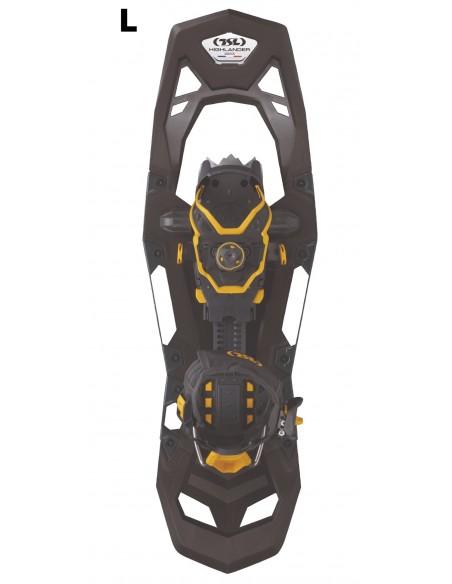 TSL Schneeschuhe Highlander Adjust Titan Black von TSL Outdoor
