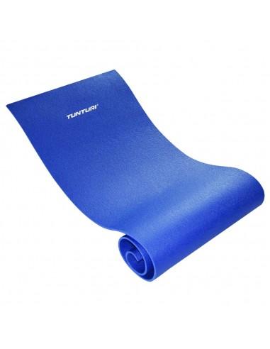 Tunturi Fitnessmatte blau von Tunturi