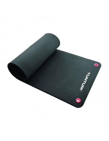 Tunturi Fitnessmatte Pro 140 cm schwarz