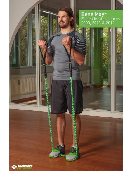 Schildkröt-Fitness Expander Set Pro