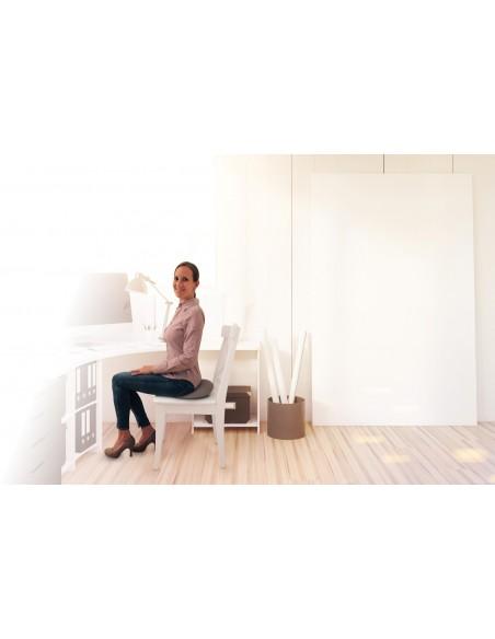Schildkröt-Fitness Seat Cushion Fit+, inkl. Bezug, Handpumpe und Übungsposter
