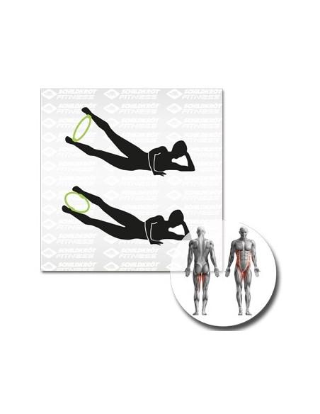 Schildkröt-Fitness Pilates Ring