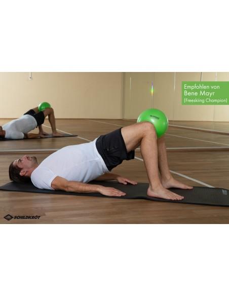 Schildkröt-Fitness Pilates Ball 28 cm, Grün