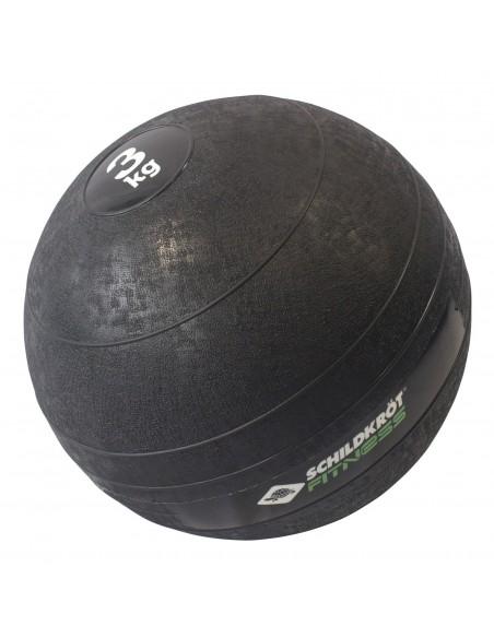 Schildkröt-Fitness Slamball 3,0 kg, Schwarz