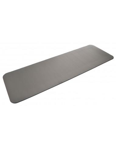 Schildkröt-Fitness Fitnessmatte 10 mm, Grau, mit Tragegurt