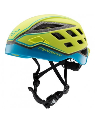 Dynafit Skitourenhelm Radical Helmet, lime punch/methyl blue von Dynafit