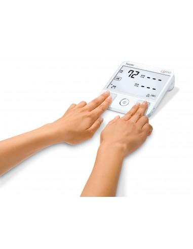Beurer Oberarm-Blutdruckmessgerät BM 93 mit EKG Funktion von Beurer